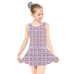 Df Wishing Well Kids  Skater Dress Swimsuit by deformigo