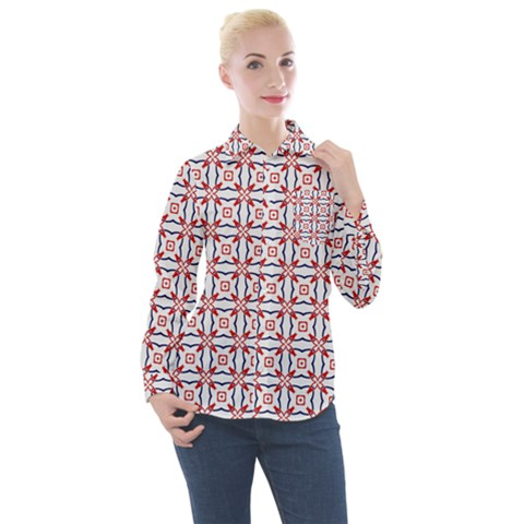 Df Wishing Well Women s Long Sleeve Pocket Shirt by deformigo