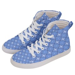 Df Alabaster Women s Hi-top Skate Sneakers by deformigo