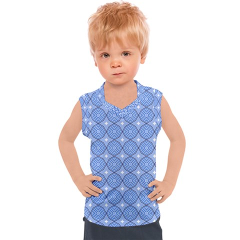 Df Alabaster Kids  Sport Tank Top by deformigo
