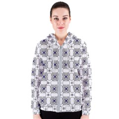 Df Snowland Women s Zipper Hoodie by deformigo