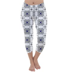 Df Snowland Capri Winter Leggings  by deformigo