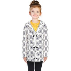 Df Snowland Kids  Double Breasted Button Coat by deformigo