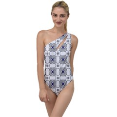 Df Snowland To One Side Swimsuit by deformigo