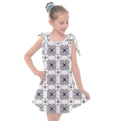 Df Snowland Kids  Tie Up Tunic Dress by deformigo