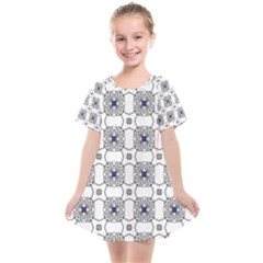 Df Snowland Kids  Smock Dress by deformigo