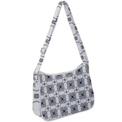 Df Snowland Zip Up Shoulder Bag by deformigo