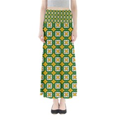 Df Russell Wolfe Full Length Maxi Skirt by deformigo