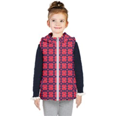 Df Clematis Kids  Hooded Puffer Vest by deformigo