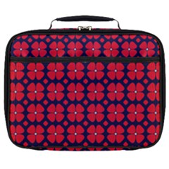 Df Clematis Full Print Lunch Bag by deformigo