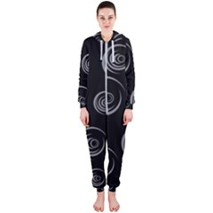 Rounder Hooded Jumpsuit (ladies)  by anthromahe