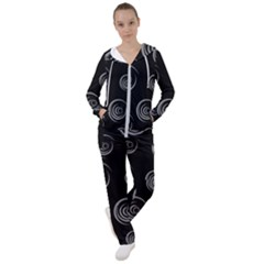 Rounder Women s Tracksuit by anthromahe
