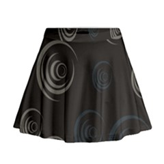 Rounder Iii Mini Flare Skirt by anthromahe