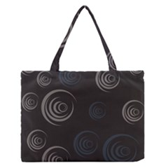 Rounder Iii Zipper Medium Tote Bag