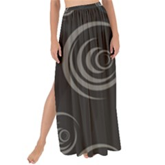 Rounder Iii Maxi Chiffon Tie-up Sarong by anthromahe