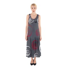 Rounder Iv Sleeveless Maxi Dress
