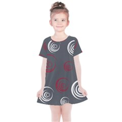 Rounder Iv Kids  Simple Cotton Dress