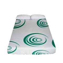 Rounder V Fitted Sheet (full/ Double Size)