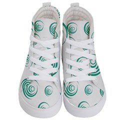 Rounder V Kids  Hi-top Skate Sneakers