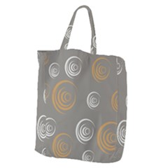 Rounder Vi Giant Grocery Tote by anthromahe