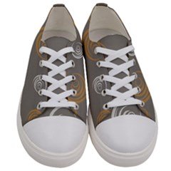 Rounder Vi Women s Low Top Canvas Sneakers