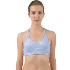 Rounder Vii Back Web Sports Bra
