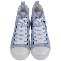 Rounder Vii Women s Mid-top Canvas Sneakers