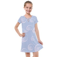 Rounder Vii Kids  Cross Web Dress