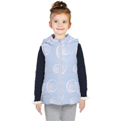 Rounder Vii Kids  Hooded Puffer Vest