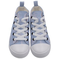 Rounder Vii Kids  Mid-top Canvas Sneakers