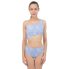 Rounder Vii Spliced Up Two Piece Swimsuit