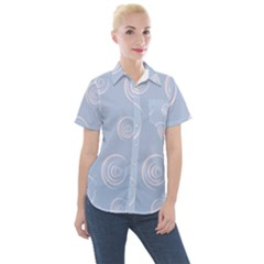 Rounder Vii Women s Short Sleeve Pocket Shirt