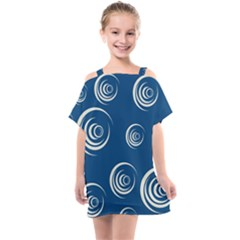 Rounder Viii Kids  One Piece Chiffon Dress