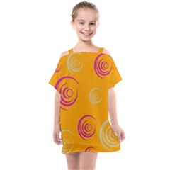 Rounder Ix Kids  One Piece Chiffon Dress