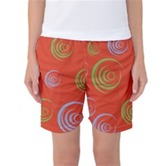 Rounder X Women s Basketball Shorts