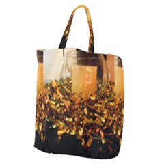 Christmas Tree  1 1 Giant Grocery Tote by bestdesignintheworld