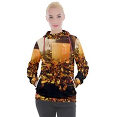 Christmas Tree  1 1 Women s Hooded Pullover