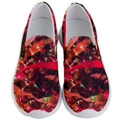 Christmas Tree  1 3 Men s Lightweight Slip Ons by bestdesignintheworld