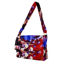 Balboa   Island On A Sand 7 Full Print Messenger Bag (m) by bestdesignintheworld