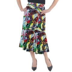 Eden Garden 12 Midi Mermaid Skirt