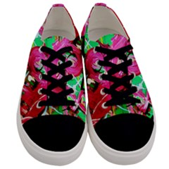Flamingo   Child Of Dawn 9 Men s Low Top Canvas Sneakers