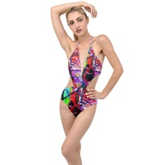 Depression 6 Plunging Cut Out Swimsuit by bestdesignintheworld
