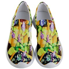 Lilac On A Counter Top 1 Women s Lightweight Slip Ons