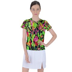 Spring Ornaments 1 Women s Sports Top
