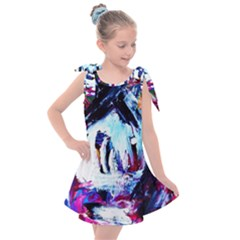 Funny House 1 1 Kids  Tie Up Tunic Dress