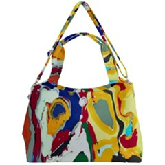 Africa As It Is 1 1 Double Compartment Shoulder Bag by bestdesignintheworld