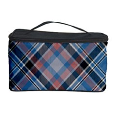 Tartan Scotland Seamless Plaid Pattern Vintage Check Color Square Geometric Texture Cosmetic Storage