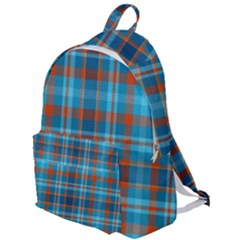 Tartan Scotland Seamless Plaid Pattern Vintage Check Color Square Geometric Texture The Plain Backpack