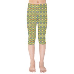 Ryan Willmer Kids  Capri Leggings  by deformigo