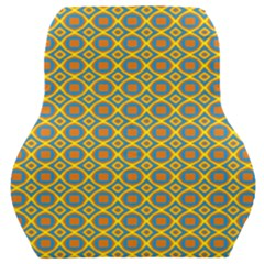 Ryan Willmer Car Seat Back Cushion  by deformigo